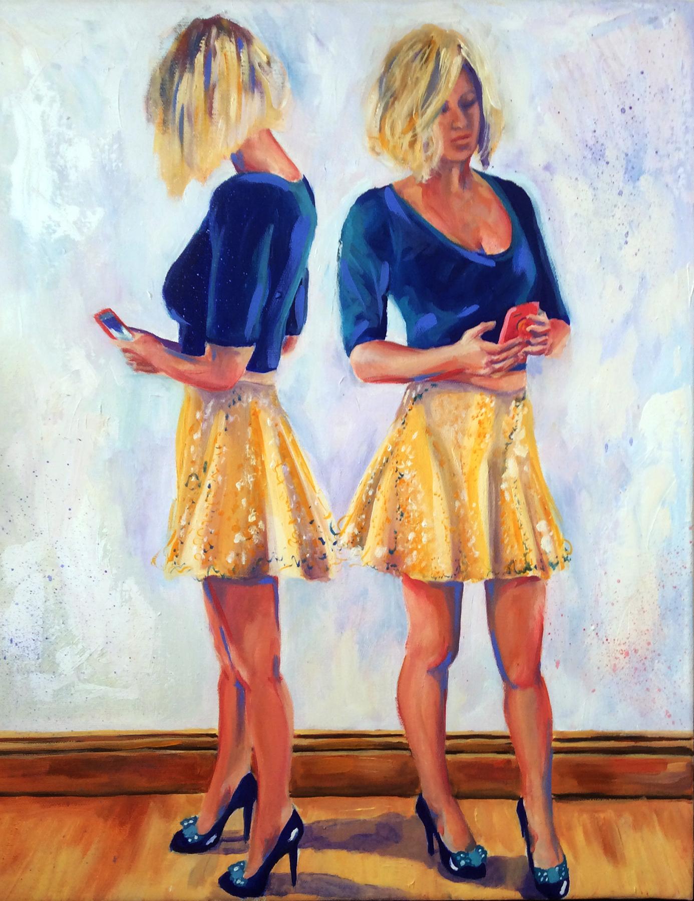 Modern Blonde