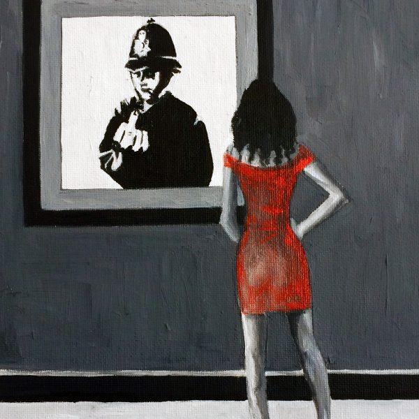 Good Cop Bad Cop b and w